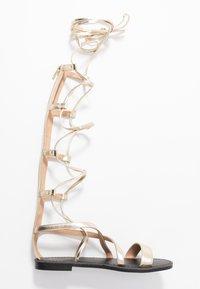 Even&Odd - Sandales - light gold - 3