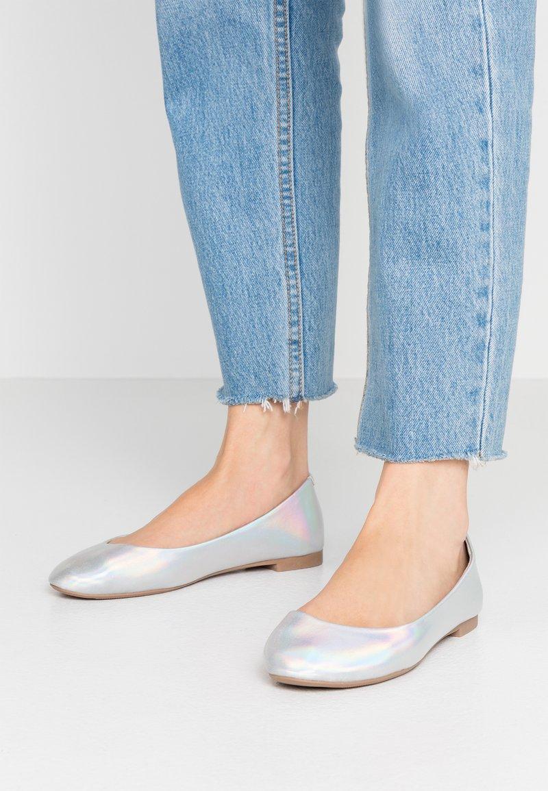 Even&Odd - Ballerina - silver