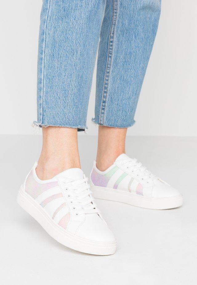 Baskets basses - white/multicolor