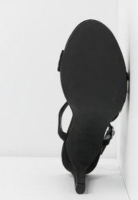 Even&Odd - Sandalias de tacón - black - 6