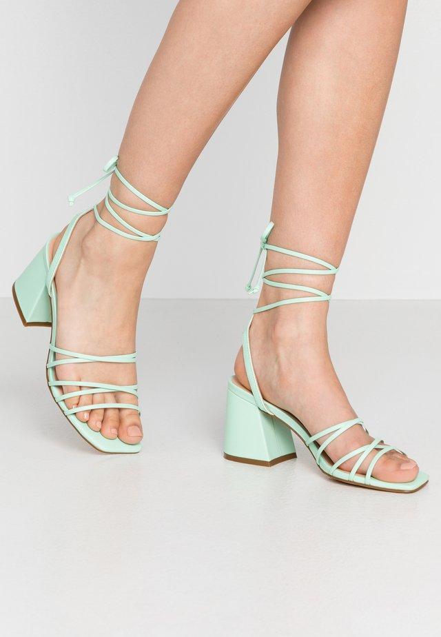 Sandaler - mint