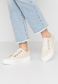 Even&Odd - Sneakers laag - offwhite - 0