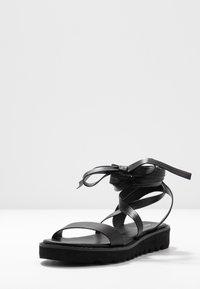 Even&Odd - Sandalen - black - 4