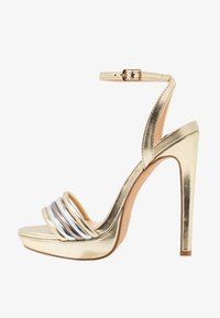 Even&Odd - High heeled sandals - gold - 1