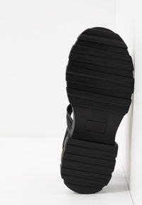 Even&Odd - Platform sandals - black - 6