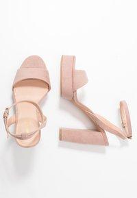 Even&Odd - High heeled sandals - nude - 3