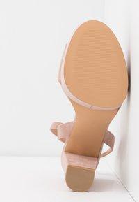 Even&Odd - High heeled sandals - nude - 6