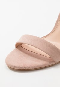 Even&Odd - Korolliset sandaalit - nude - 2
