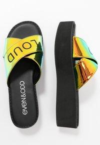 Even&Odd - Pantuflas - multicoloured - 3