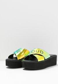Even&Odd - Pantuflas - multicoloured - 4