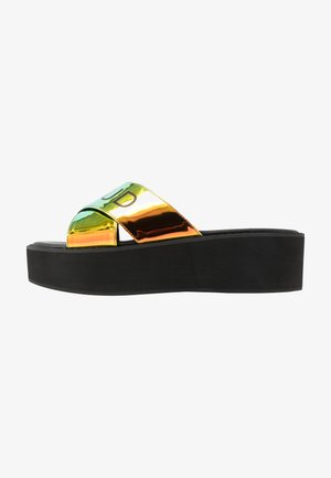 Sandalias - multicoloured