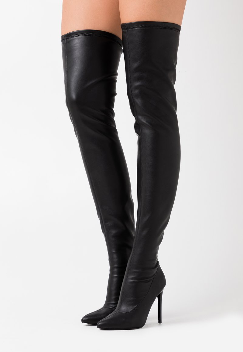 Even&Odd - High heeled boots - black