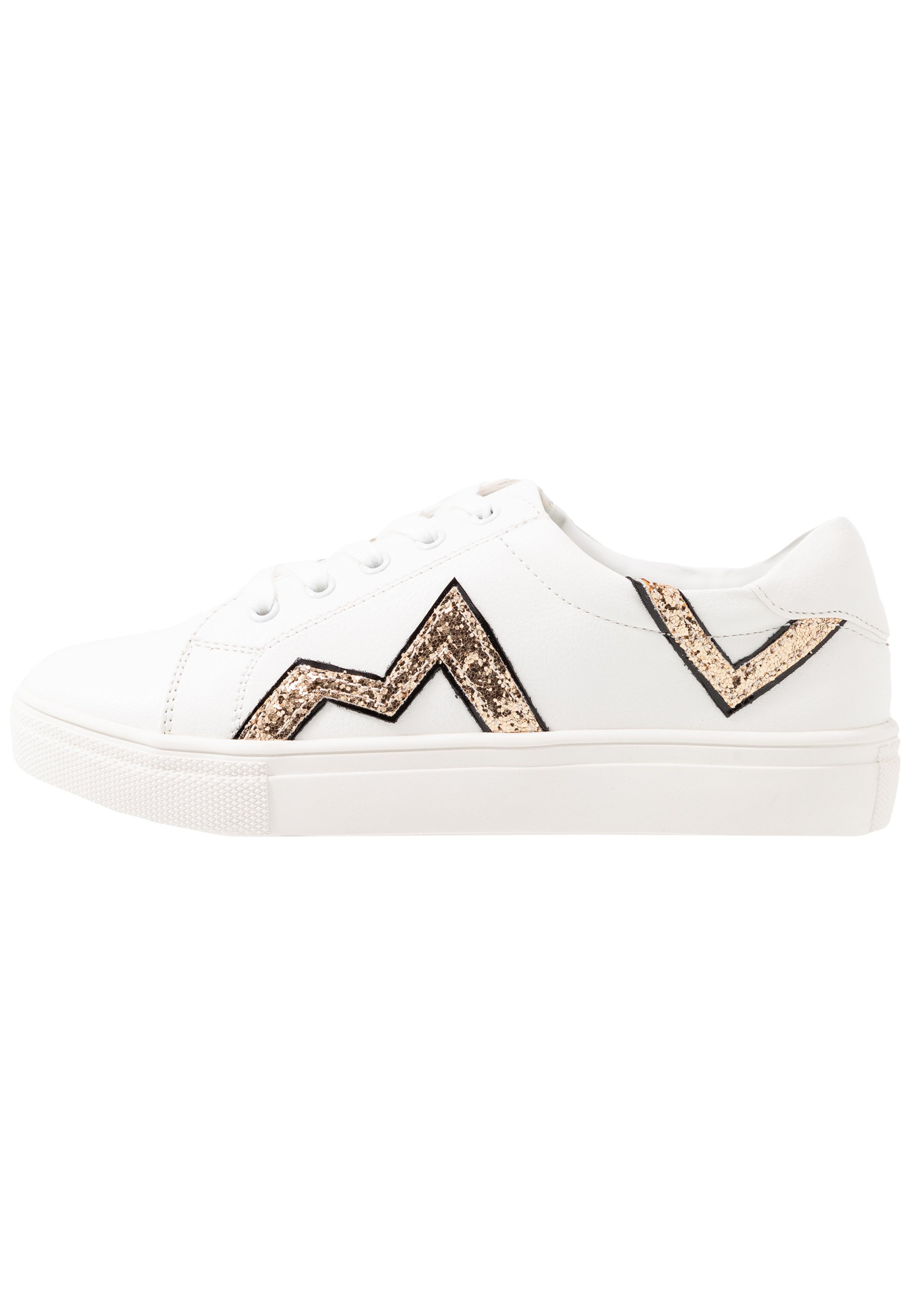 Sneakers laag white