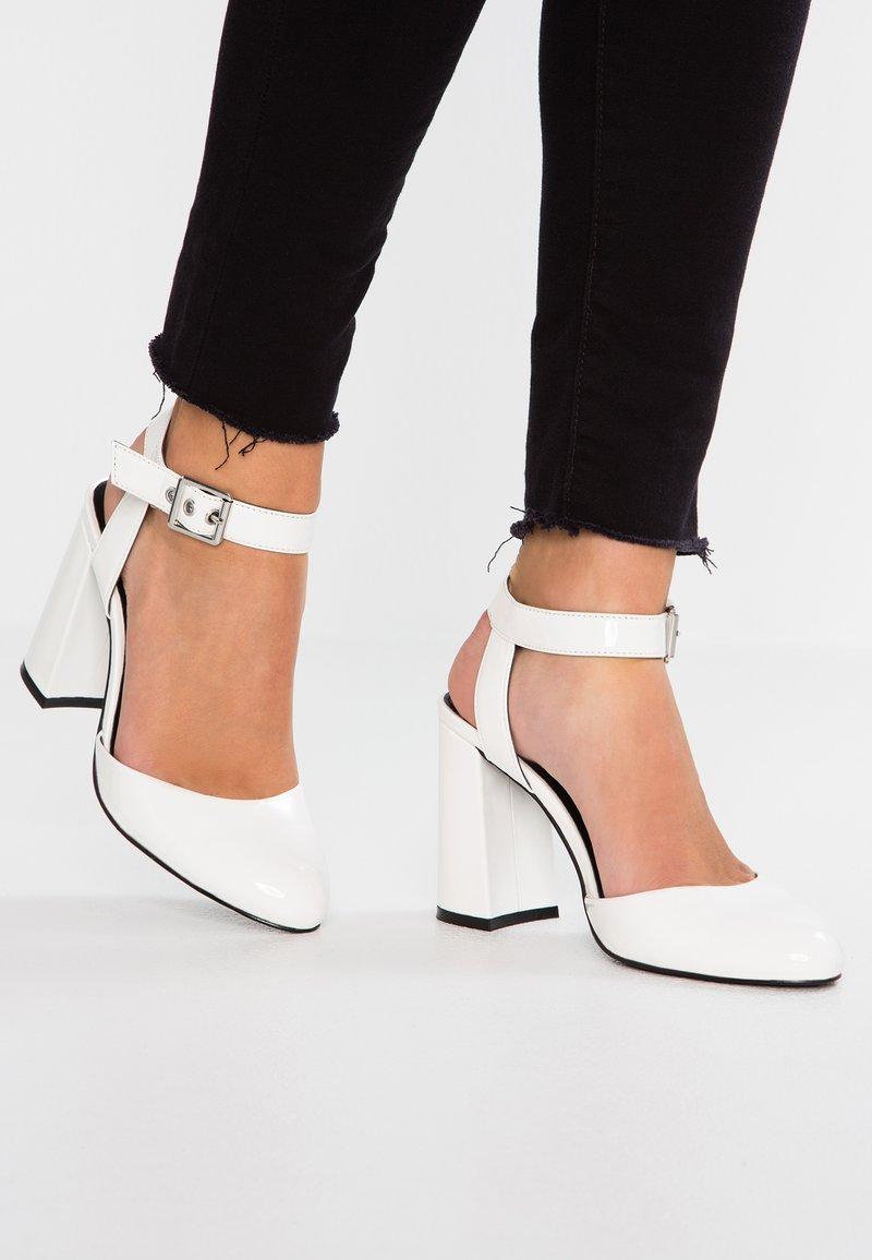 Even&Odd - High Heel Pumps - white