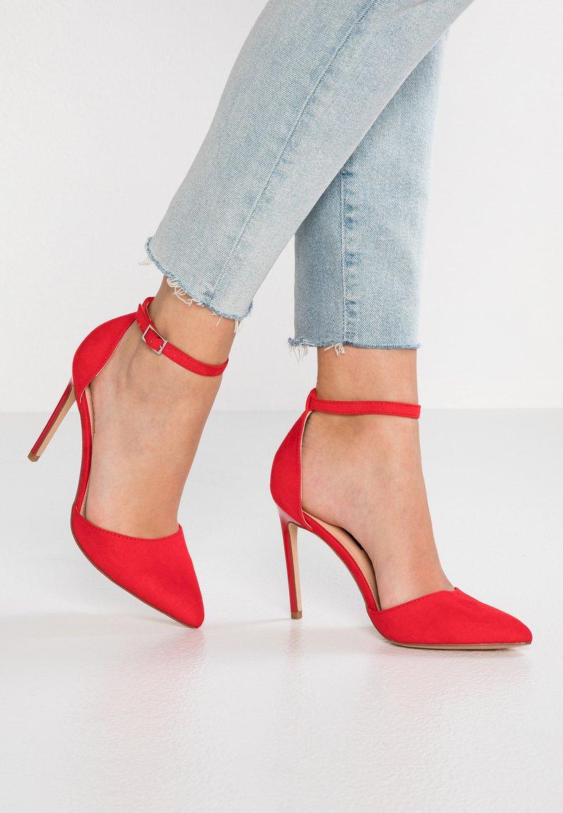 Even&Odd - High Heel Pumps - red