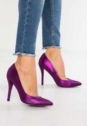 Høye hæler - lilac