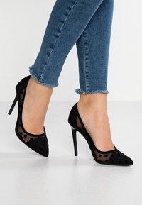 Even&Odd - Zapatos altos - black - 0