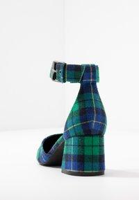 Even&Odd - Classic heels - green - 5