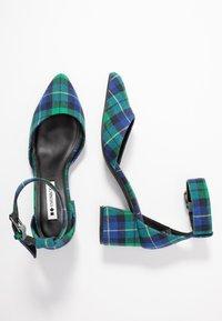Even&Odd - Classic heels - green - 3