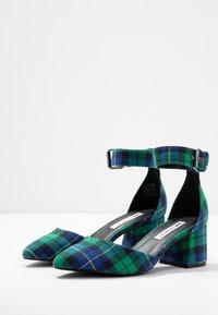 Even&Odd - Classic heels - green - 4