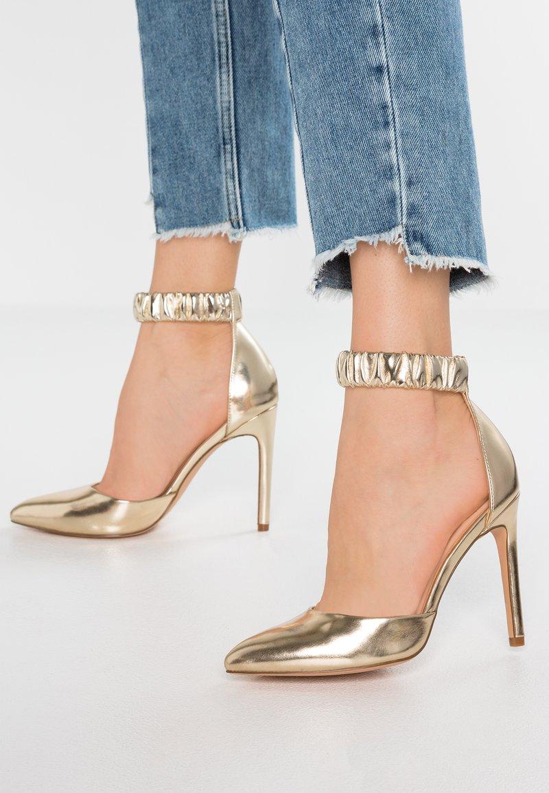 Even&Odd - High Heel Pumps - gold