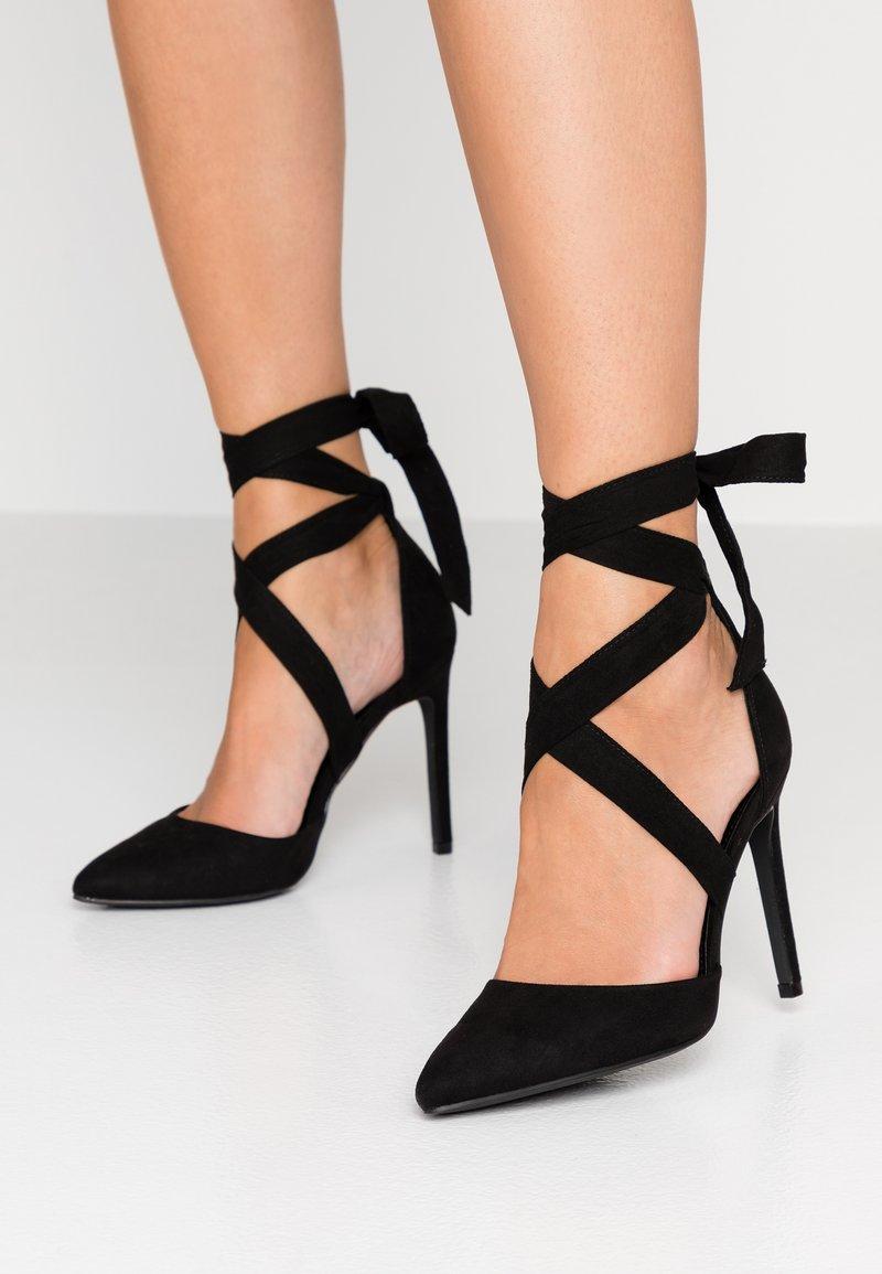 Even&Odd - High Heel Pumps - black