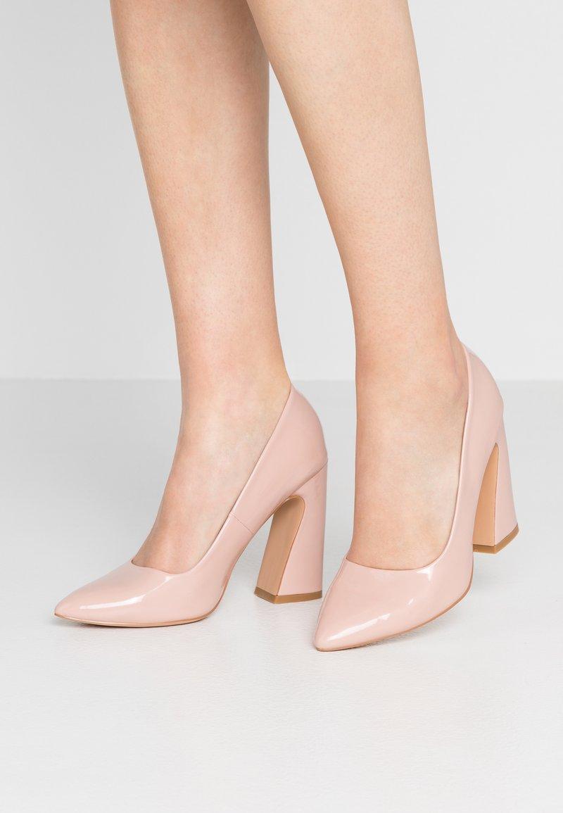 Even&Odd - Zapatos altos - nude