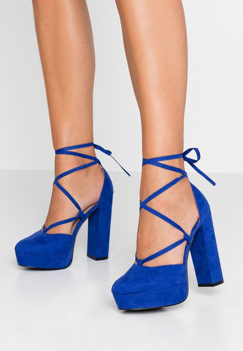 Even&Odd - High Heel Pumps - blue