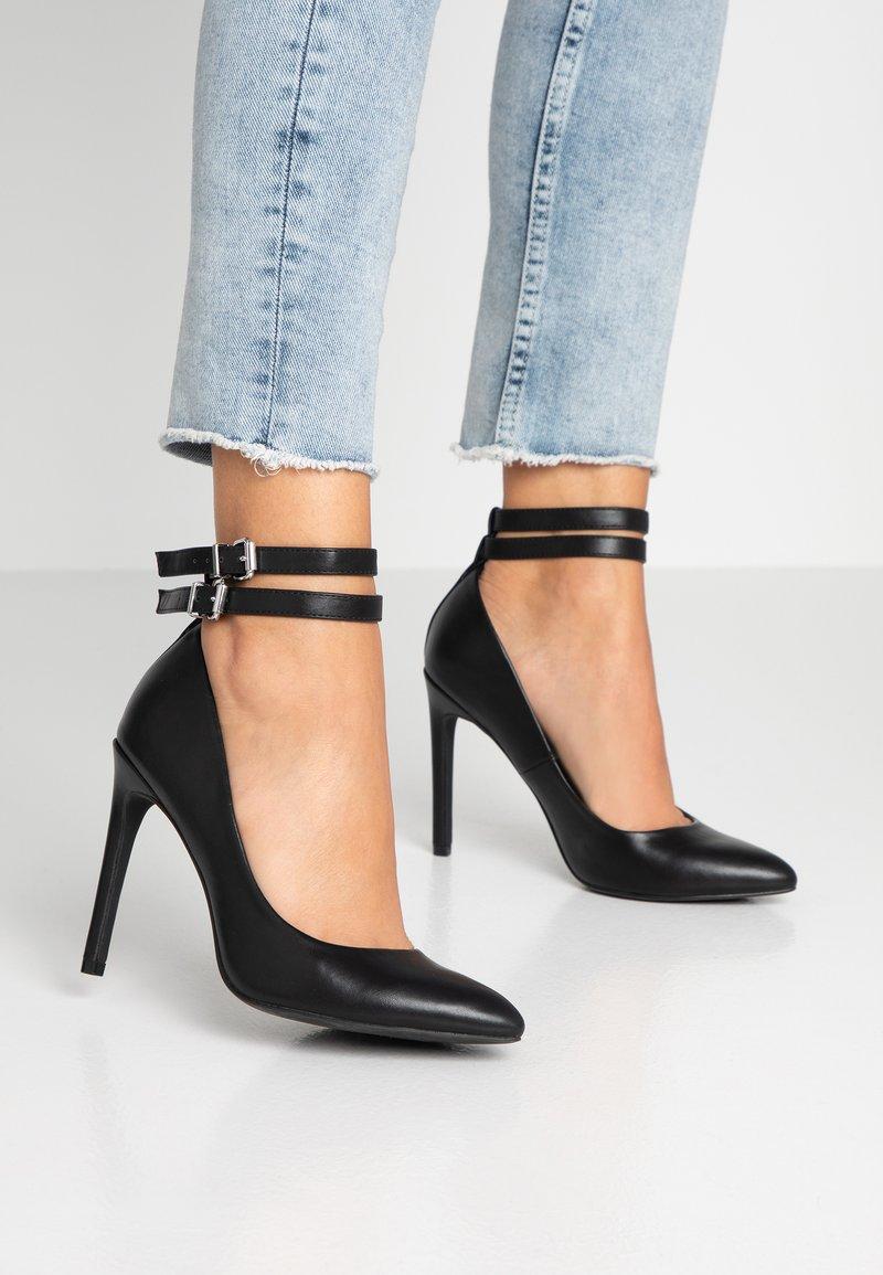 Even&Odd - Højhælede pumps - black