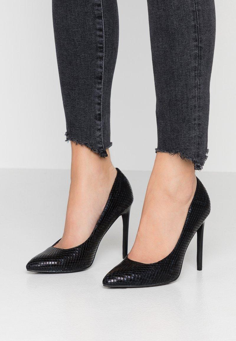 Even&Odd - High heels - black