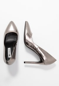 Even&Odd - Zapatos altos - gunmetal - 3