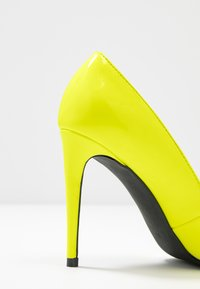 Even&Odd - Høye hæler - neon yellow - 2