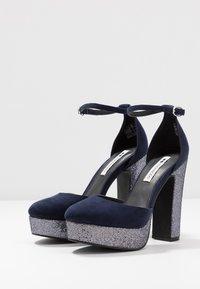 Even&Odd - Zapatos altos - dark blue - 4