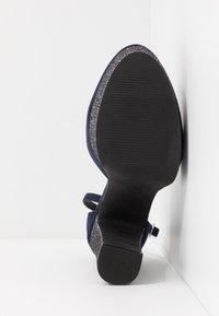 Even&Odd - Zapatos altos - dark blue - 6