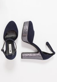 Even&Odd - Zapatos altos - dark blue - 3
