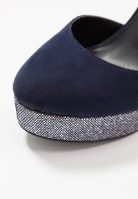 Even&Odd - Zapatos altos - dark blue - 2