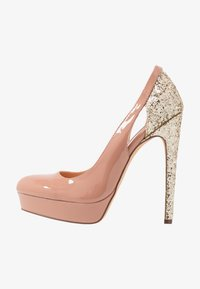Even&Odd - Klassiska pumps - nude - 1