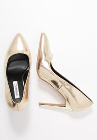 Even&Odd - Zapatos altos - gold