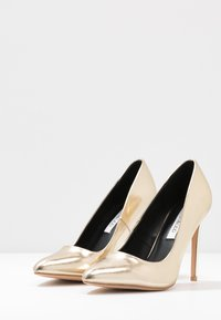 Even&Odd - Zapatos altos - gold - 4