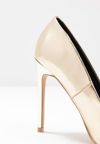 Even&Odd - Zapatos altos - gold - 2