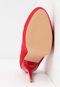 Even&Odd - High Heel Pumps - red - 6