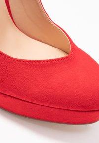Even&Odd - High Heel Pumps - red - 2