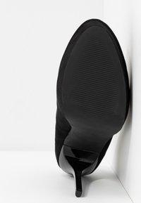 Even&Odd - Escarpins à talons hauts - black - 6