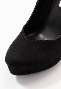Even&Odd - Escarpins à talons hauts - black - 2