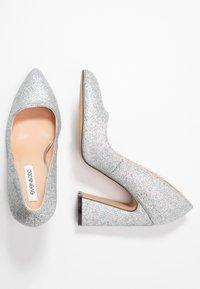 Even&Odd - High heels - silver - 3
