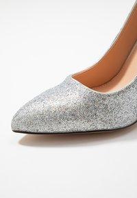 Even&Odd - High heels - silver - 2