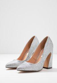 Even&Odd - High heels - silver - 4