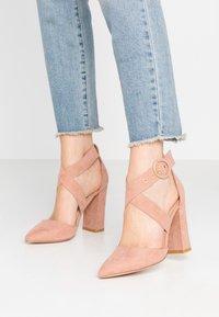 Even&Odd - High heels - nude - 0