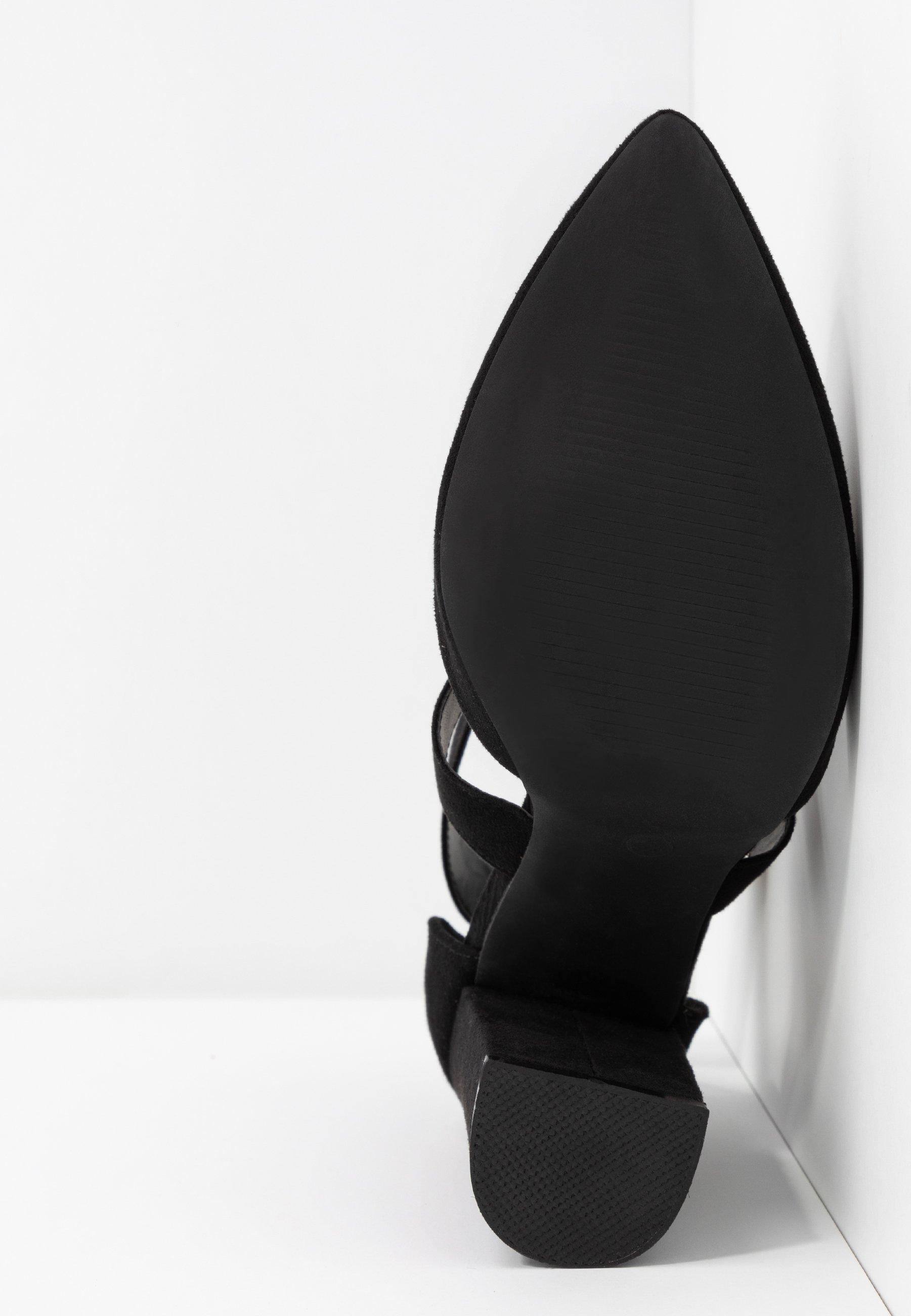Even&Odd Szpilki - black