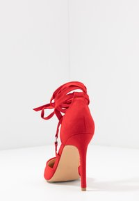 Even&Odd - High heels - red - 5